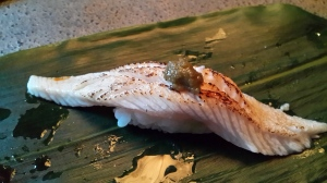 I ordered Sushi and got this.  Dead fish on rice.